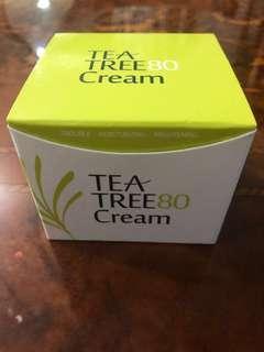 Tea Tree Face 80 Cream - Korean.