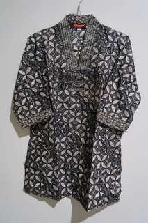 Preloved Baju Batik Adikusuma