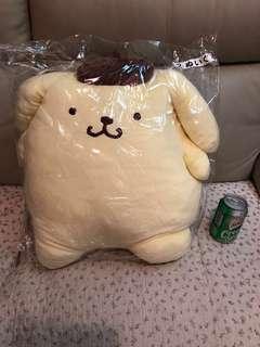 《新年優惠》布甸狗大公仔 一番賞 2獎 40cm 日本直送 景品 全新 pompompurin sanrio kitty 布丁狗 一番獎