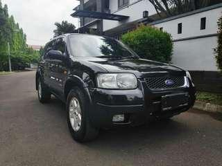 FORD Escape 2005 Xlt AT 2.4