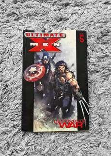 Marvel Comics Ultimate X-Men: Ultimate War