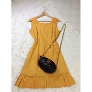 B8-V144: Merigold Dress (w/min stain) | HQ