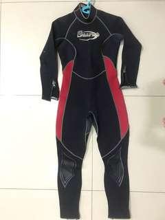 Seapro Full Wetsuit