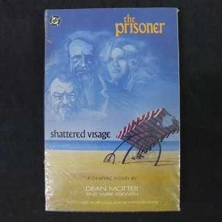The Prisoner: Shattered Visage (1991) - DC Comics / Paperback