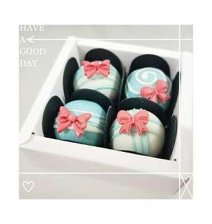 Valentine's Day Cake Set