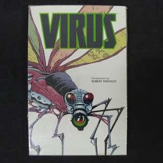VIRUS #1 (1995) Dark Horse Comics / Paperback