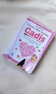 Buku Novel Catatan Hati Seorang Gadis by Asma Nadia