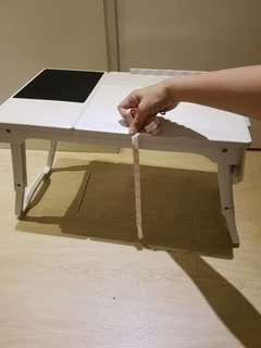 Computer bed table