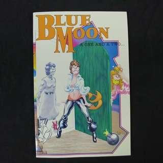 Blue Moon: A One and A Two (1995) AEON Comics / Paperback