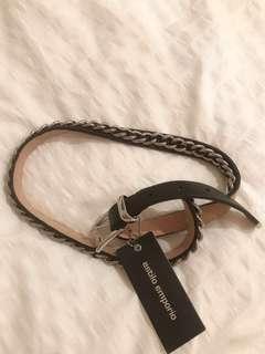 Estilo Emporio brand new leather belt