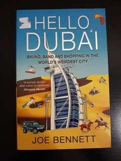 Hello Dubai by Joe Bennet