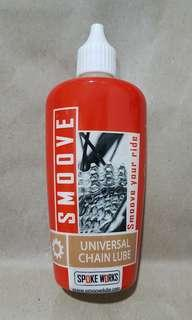 Smoove universal wax bike chain lube