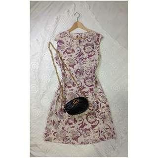B8-V155: Patterned dress