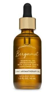 BBW Bergamot 3-in-1 Aromatherapy Essential Oil