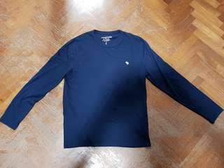Abercrombie and Fitch long sleeve tee