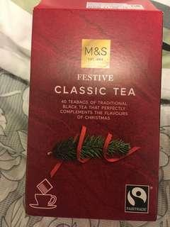 M&S classic tea 40 teabags