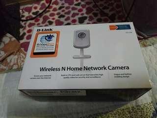 D-Link 930 camera