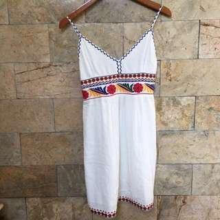 ORI Mango Casual Mini Dress