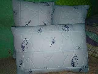 URATEX QUILTED BED PILLOWS