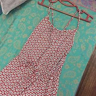 Uniqlo Patterned Dress