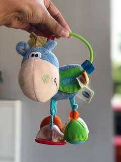 Baby Toy Rattle Activity Playgro (preloved)
