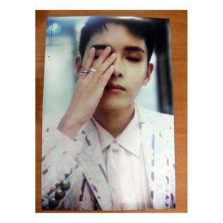 Super Junior KRY Ryeowook Yesung Kyuhyun official posters