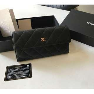 0d0116e75fe000 chanel card holder with pocket | Women's Fashion | Carousell Singapore