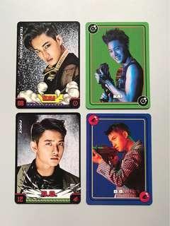 Kai/D.O Power Matching Cards