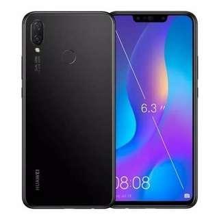 Huawei Nova 3i hitam (second)