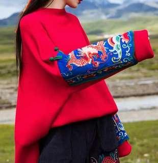 中國風上衣