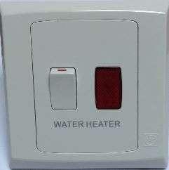 🚚 MK Water Heater Switch 20A
