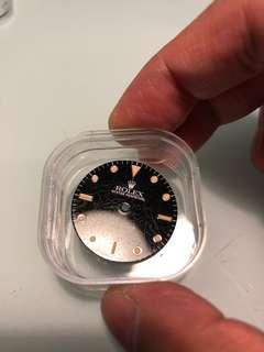 原裝勞力士Rolex 5513 T25 錶面