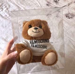 HMOSCHINO Bear Phone Case