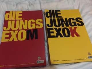 EXO Die Jungs Photobook