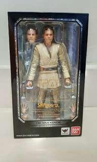 特價 日版 Shf 魂 星球大戰 Star Wars Obi-Wan Kenobi