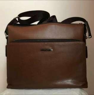 Pierre Cardin Genuine Leather Sling Bag