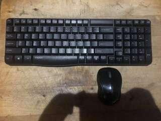 Original Rapoo Keyboard and mouse