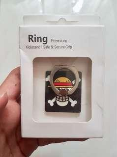 BNIB One Piece Phone Ring Holder