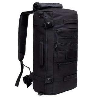 50L Desert Storm Travel Backpack Haversack Bag - New!
