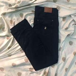 ORIG BHPC DARK BLUE PANTS