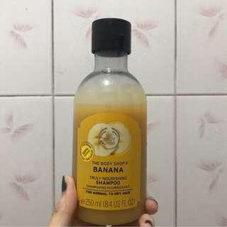The Body Shop Banana Shampoo 250ml