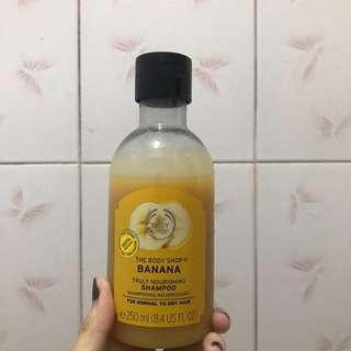 The body shop Babana Shampoo