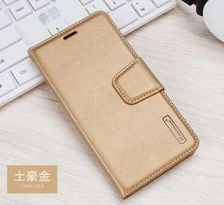 HUAWEI Enjoy 8plus COVER [GOLD] + SCREEN PROTECTOR