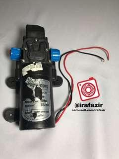 High Pressure Micro Diaphragm Water Pump Automatic Switch
