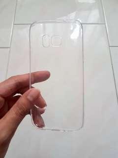 BNIP Samsung Galaxy S7 Ultra Slim Fit Clear Soft Cover