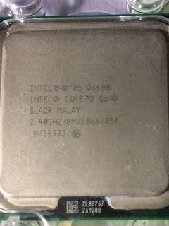 intel core 2 quad q6600 lga775 cpu