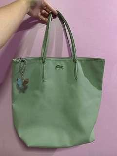 Original Lacoste tote bag