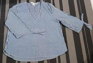 H&M Stripe Top
