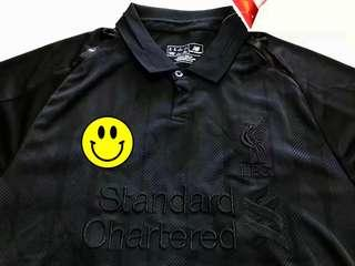 Limited edition Liverpool black jersey!!