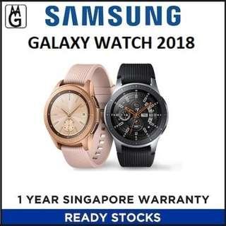 SAMSUNG AGENT SET Galaxy Watch 2018 I Local 1 Year Warranty